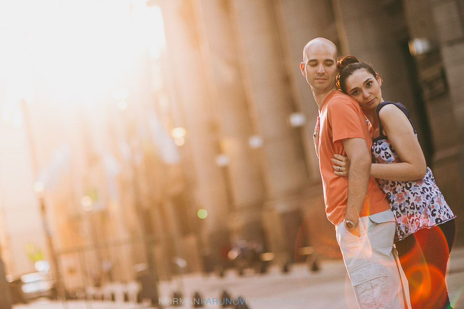 engagement session, sesion pre boda, microcentro porteño, Buenos Aires, Argentina