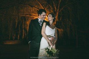 Fotos destacadas de la boda de Ceci y Adrian por Norman Parunov