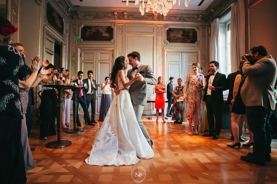 Vals, casamiento en Palacio Duhau Park Hyatt Bs As, fotoperiodismo de bodas, Norman Parunov