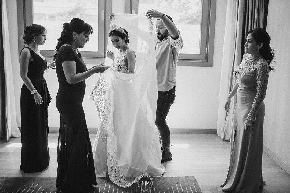 Getting ready, casamiento en Palacio Duhau Park Hyatt Bs As, fotoperiodismo de bodas, Norman Parunov