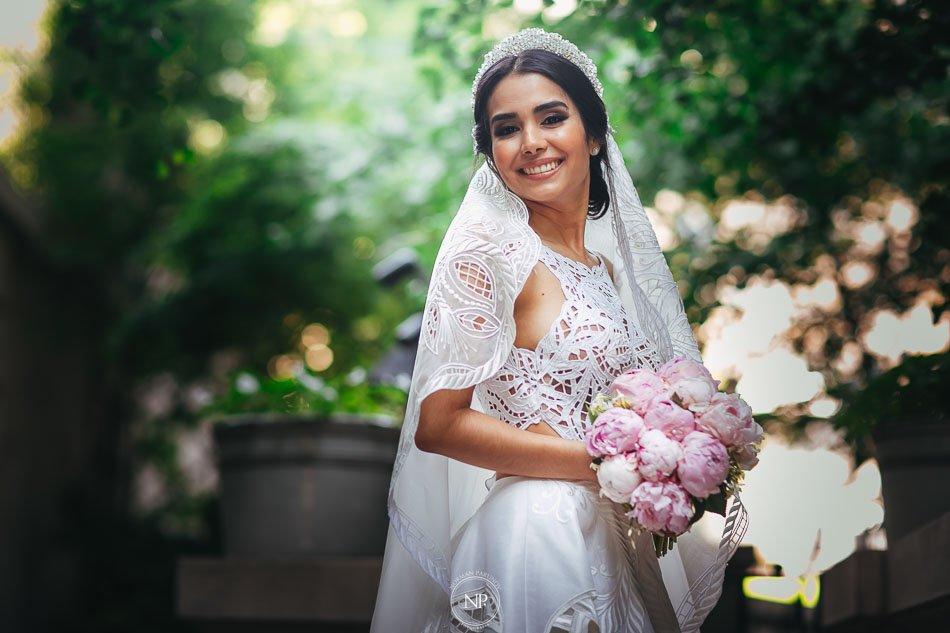 Retrato de novia, casamiento en Palacio Duhau Park Hyatt Bs As, fotoperiodismo de bodas, Norman Parunov