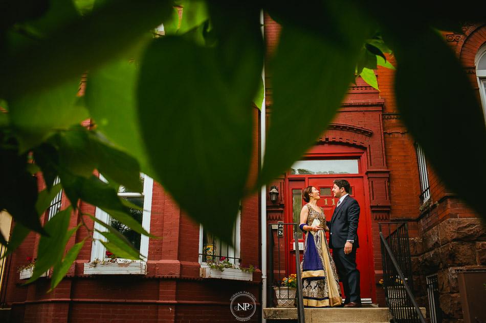 Casamiento en Washington DC, fotoperiodismo de bodas, Norman Parunov