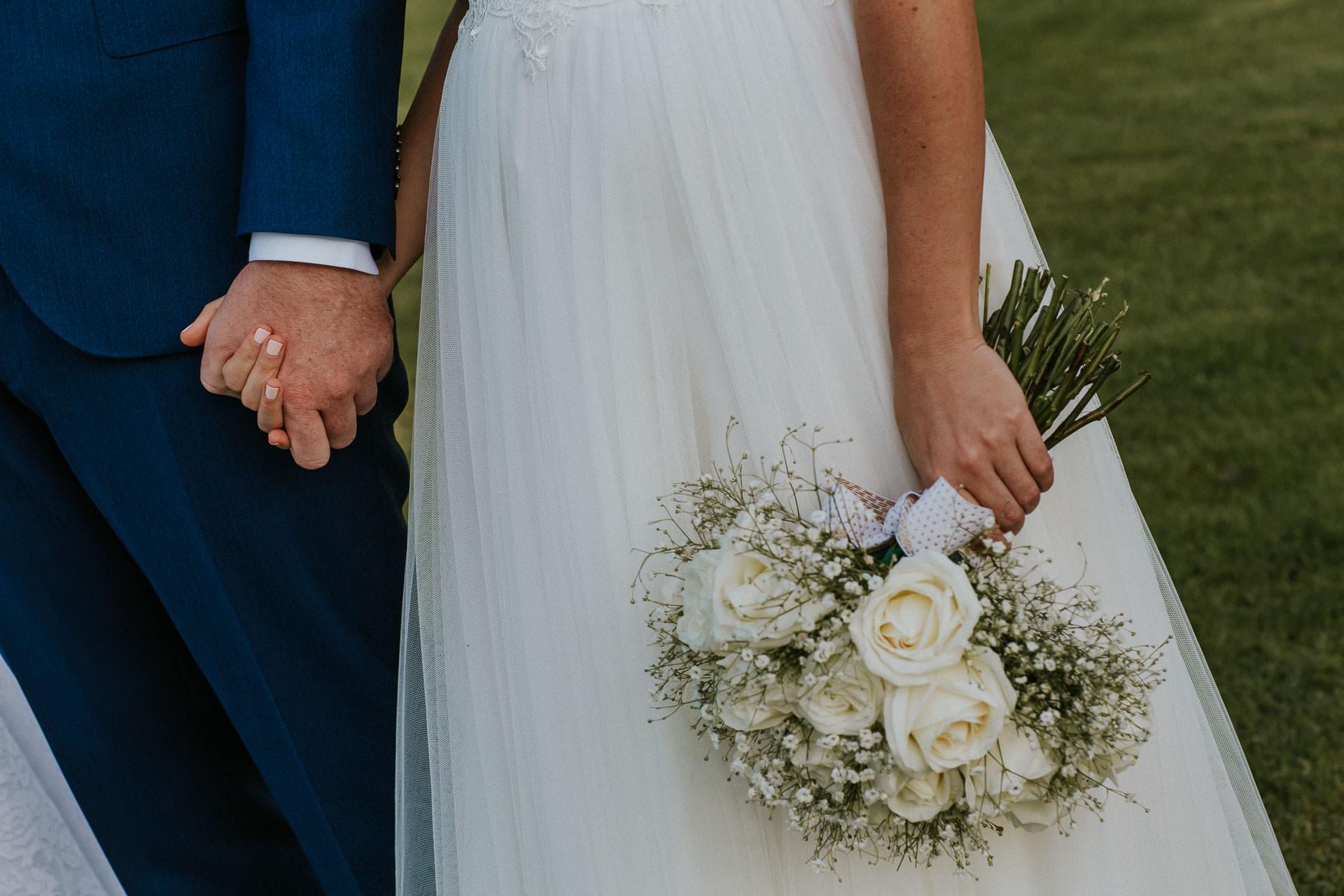 Ramo de novia -Boda en Estancia La Linda, fotógrafo de bodas - Norman Parunov