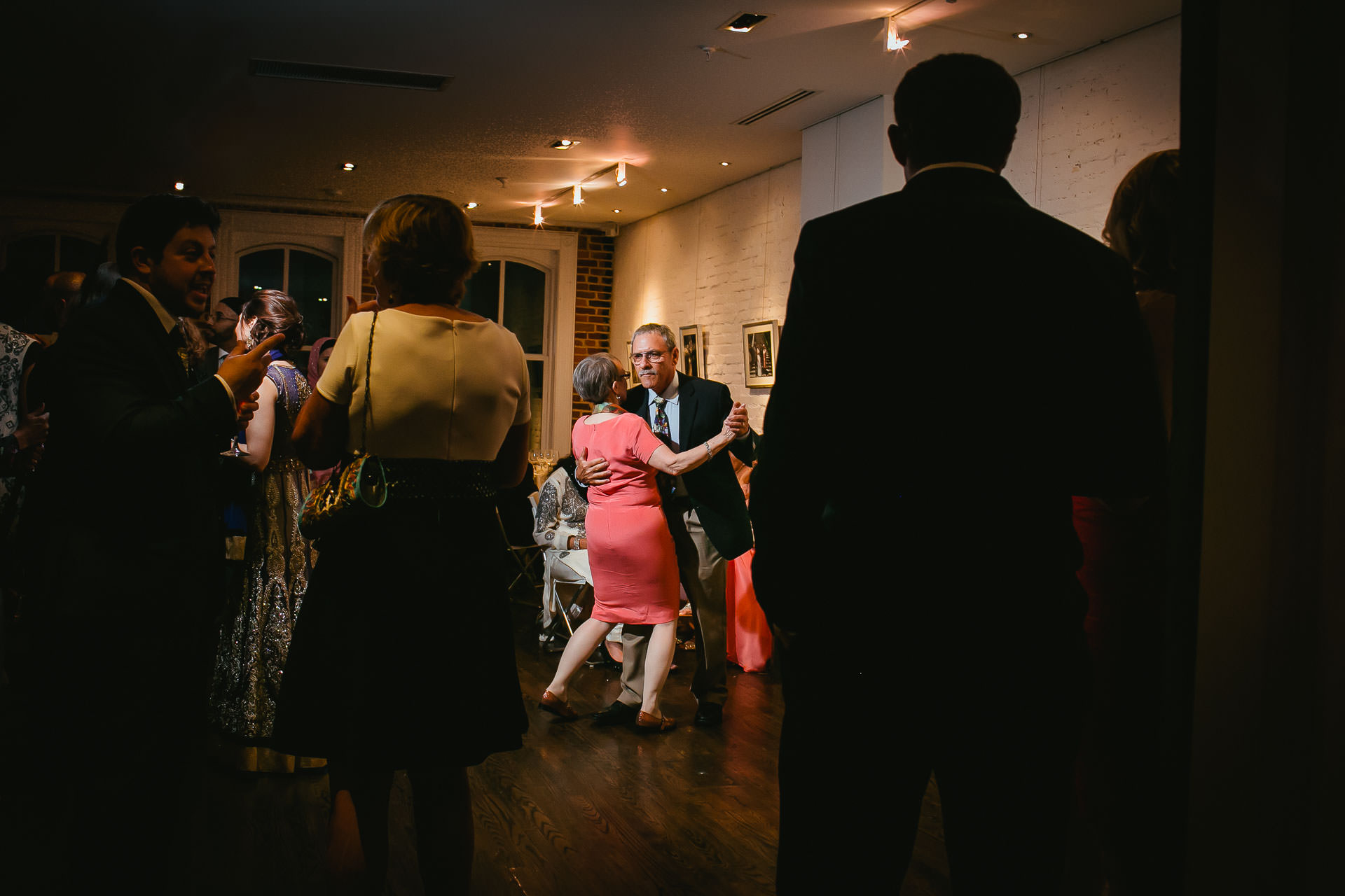 Boda en Washington DC, fotoperiodismo de bodas, Norman Parunov