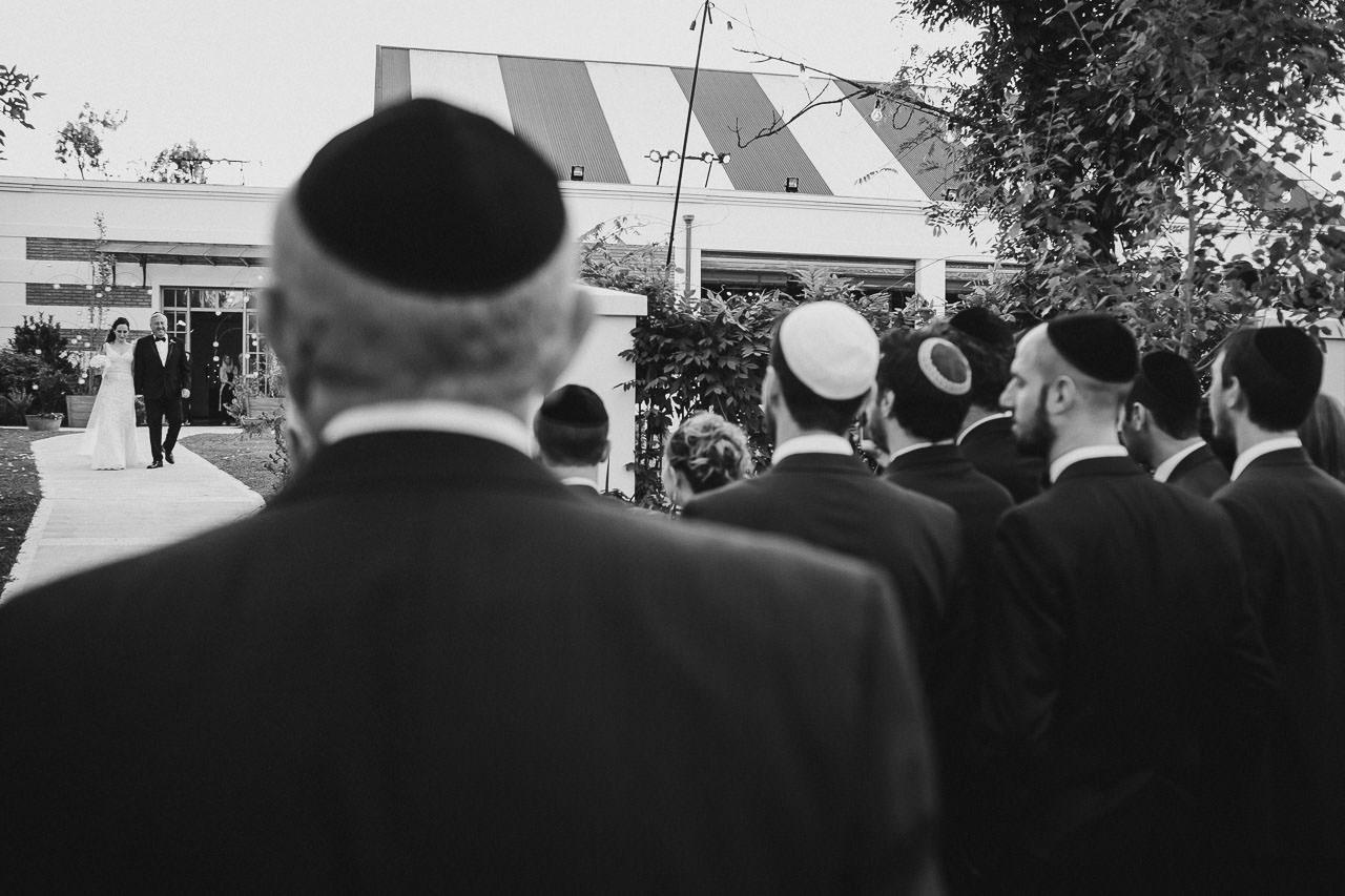 Ceremonia, Boda en Astilleros Milberg, casamiento judío, fotoperiodismo de bodas, Norman Parunov